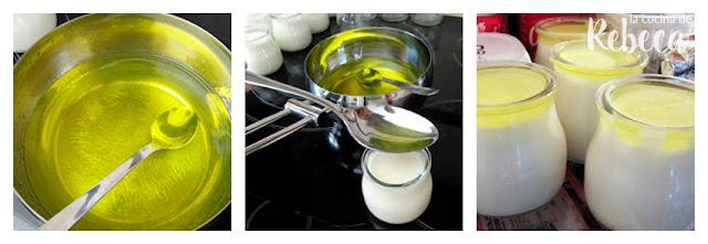 Receta de crema de limón: la gelatina