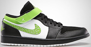 f0269a16241 The Air Jordan 1 Retro Strap Low in an all new colorway set to release  later this year.