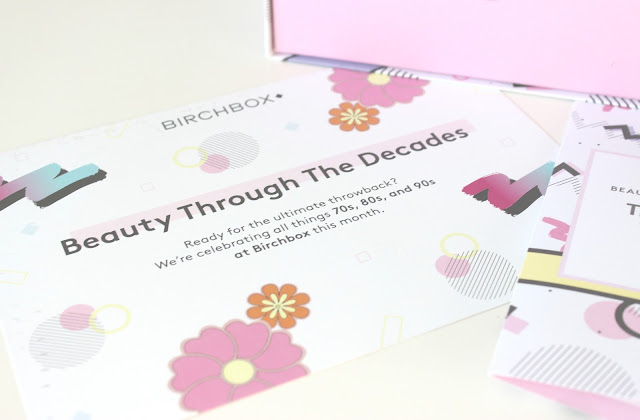 A review of the Birchbox UK February 2018