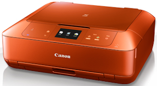 Canon PIXMA MG7550 Driver Getting Started & User Manual