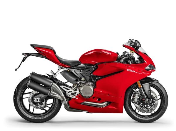 Ducati 959 Panigale 2016
