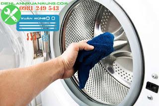 Điện lạnh sửa máy giặt và những lưu ý khi sử dụng máy giặt tại nhà