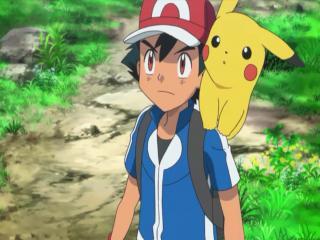 Pokémon XY&Z – Episódio 46