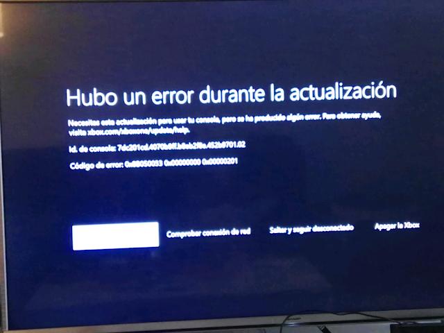 Cuidado con la nueva actualización de Xbox One, os contamos lo que sucede