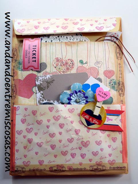 Bag Flip San Valentín