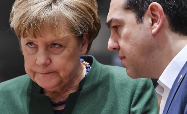 Ο Τσίπρας σώζει την Μέρκελ στο προσφυγικό σε βάρος της Ελλάδας