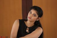 Khanishka new telugu actress in Black Dress Spicy Pics 21.JPG