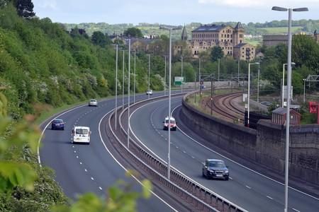 Police catch uninsured driver doing 130mph on Bingley bypass