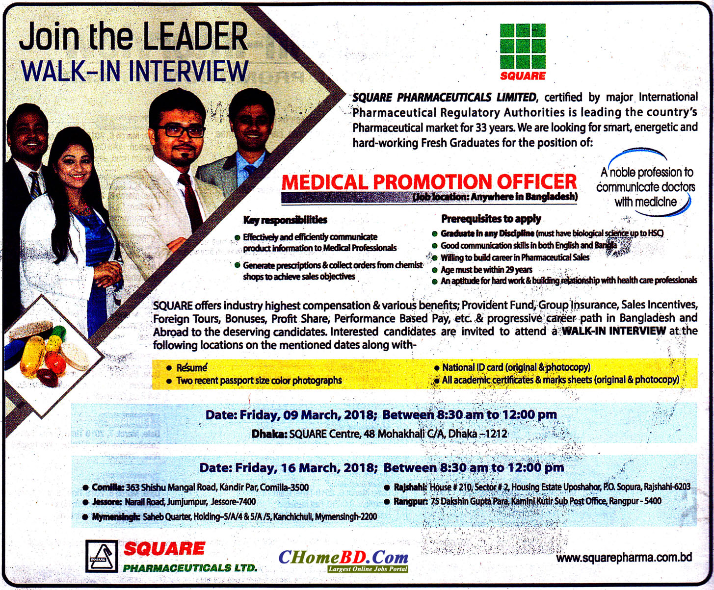 Pharmaceuticals Jobs