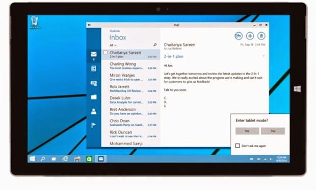 Windows 10: Yang Perlu Diketahui Tentang OS Baru Milik Microsoft Ini