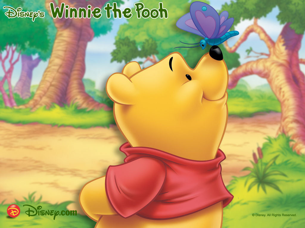 Automotive Latest Winnie The Pooh Wallpapers