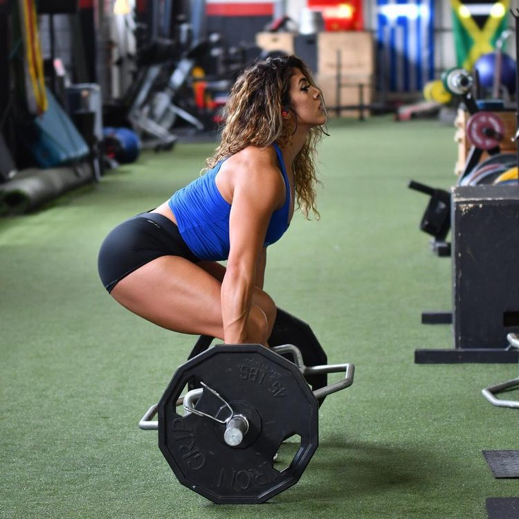 Tired of Using The Gym? Heba Ali