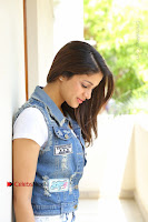 Telugu Actress Lavanya Tripathi Latest Pos in Denim Jeans and Jacket  0121.JPG