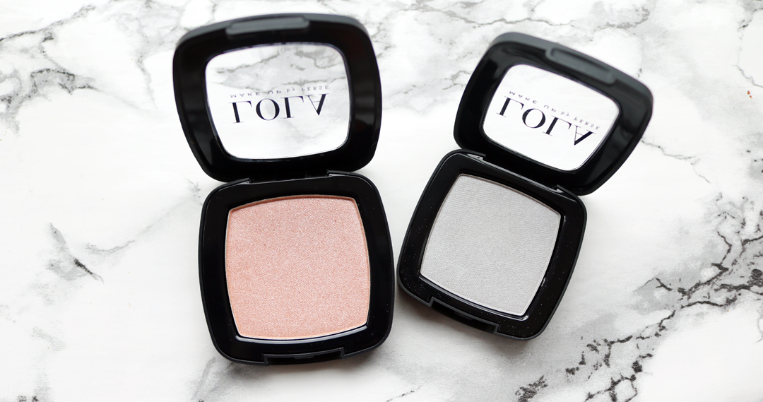 LOLA Highlighter review swatches