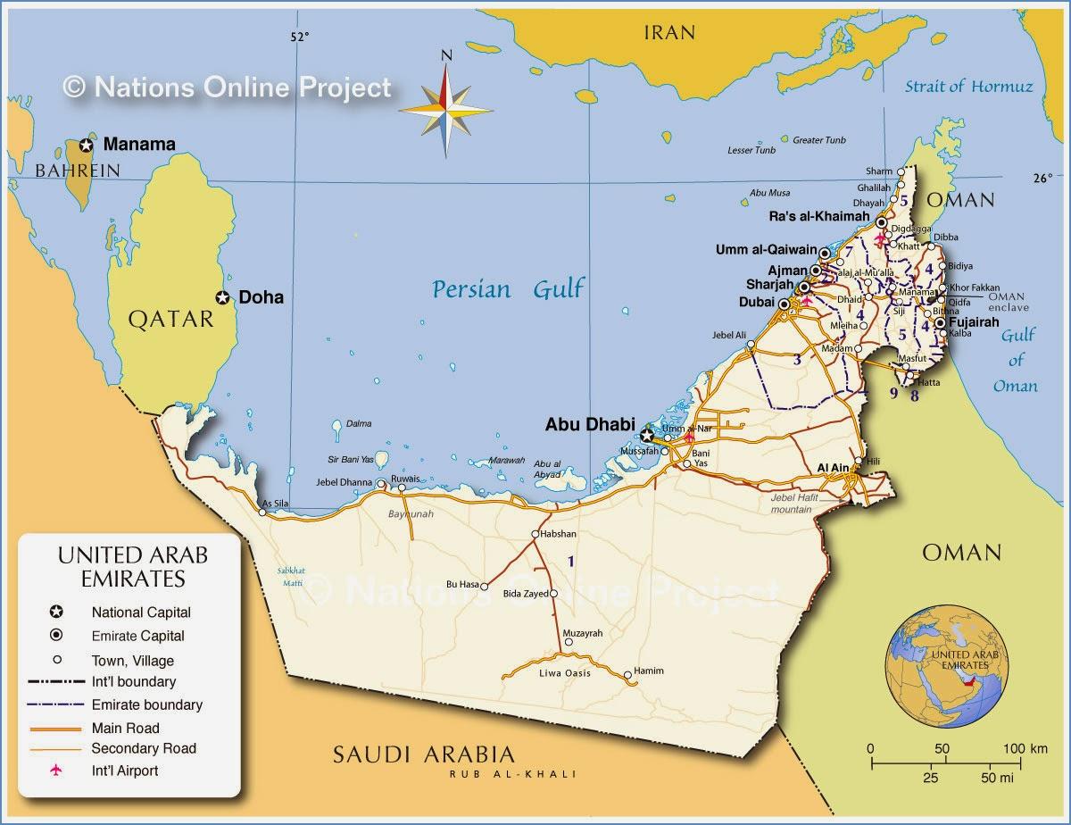 Matkalla Maailmassa Yhdistyneet Arabiemiirikunnat Dubai Ja