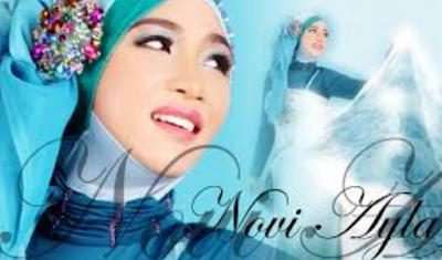 Kumpulan Lagu Novi Ayla Mp3 Album Religi Pilihan Full Rar, Novi Ayla, Lagu Religi,