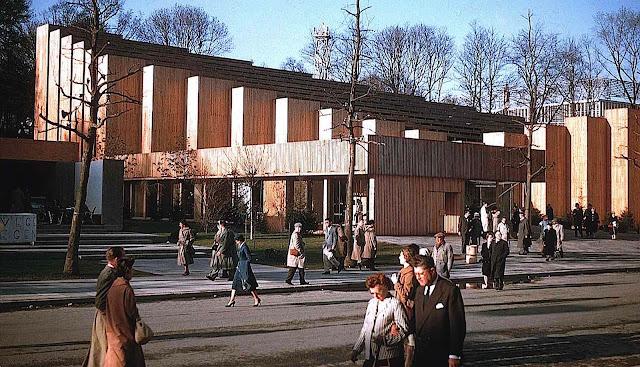 1958 wf pavilion photograph