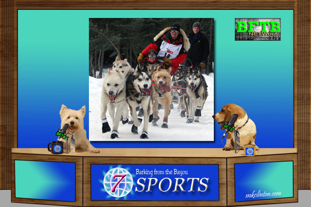 BFTB NETWoof Sports reports on the Iditarod