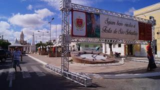 Prefeitura de Picuí apoia as festividades do padroeiro São Sebastião