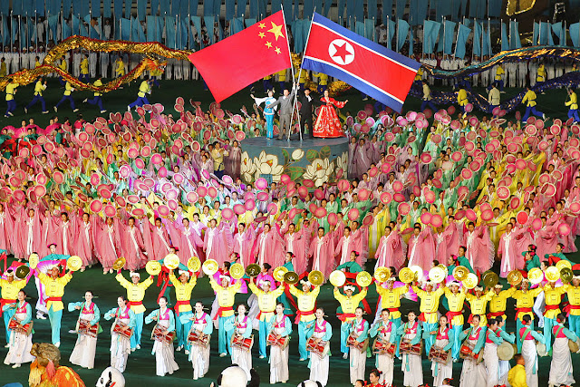 Image attribute: North Korea - China friendship by Roman Harak / Source: Wikimedia Commons - CC BY-SA 2.0