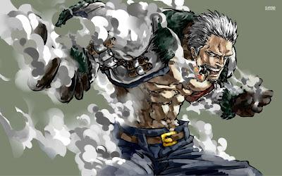 Smoker menyeberang ke New World dengan ambisi utamanya untuk menangkap Straw Hat Luffy 10 Fakta Menarik Tentang Smoker. No. 5 menyerupai Garp dengan Gol D. Roger