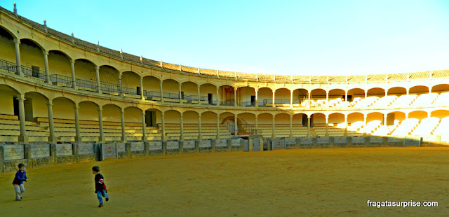 Plaza de Toros de Ronda, Andaluzia