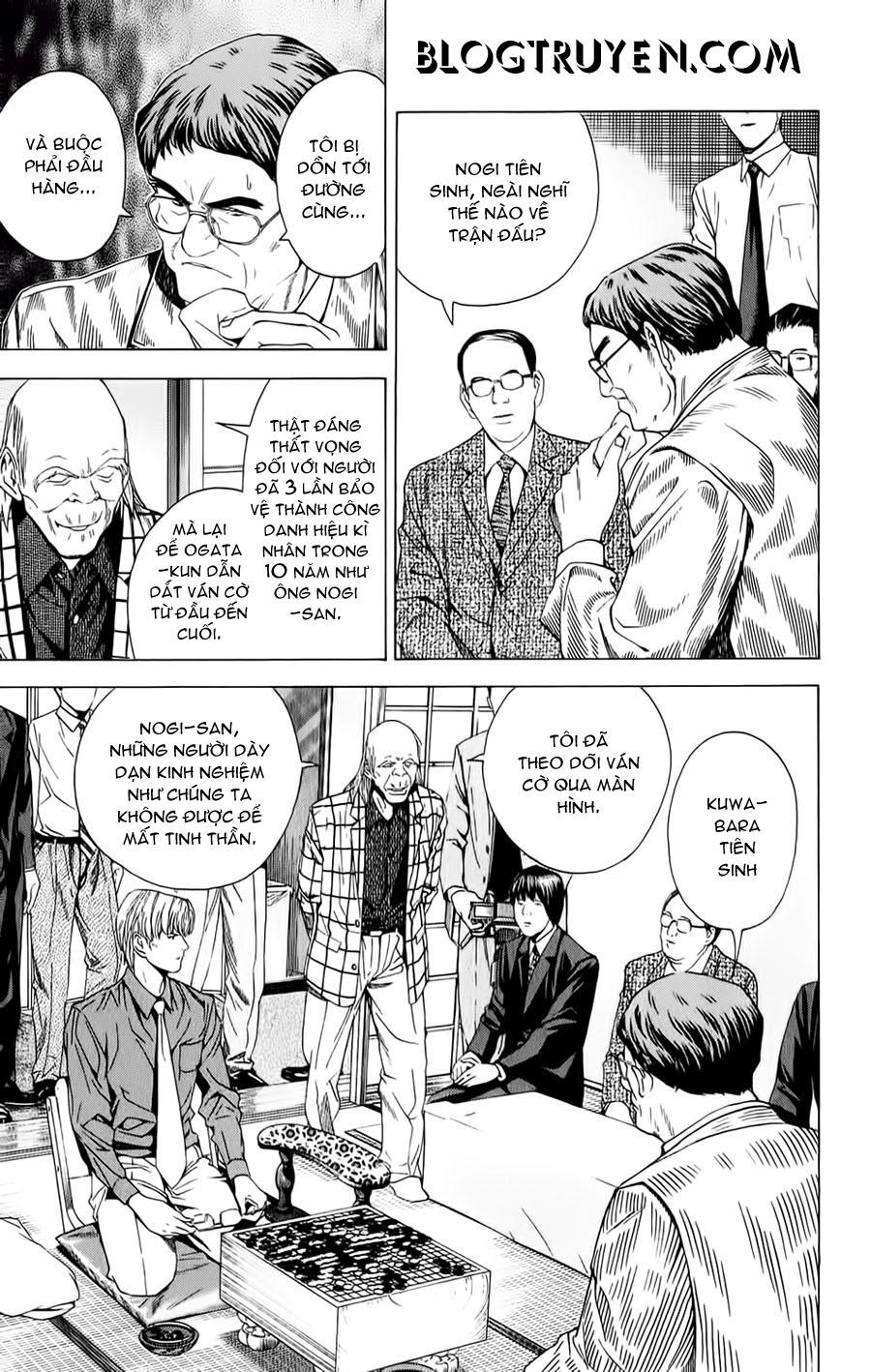 Hikaru No Go hikaru no go chap 143 trang 6
