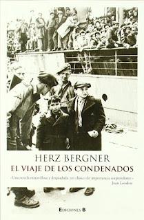 """""""El viaje de los condenados"""" - Herz Bergner"""