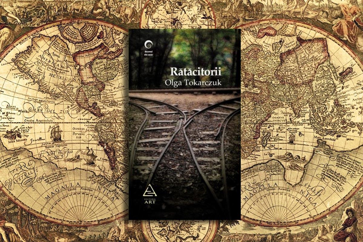 Rătăcitorii Olga Tokarczuk carte recenzie roman