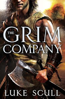 Interview with Luke Scull, author of The Grim Company - September 3, 2013