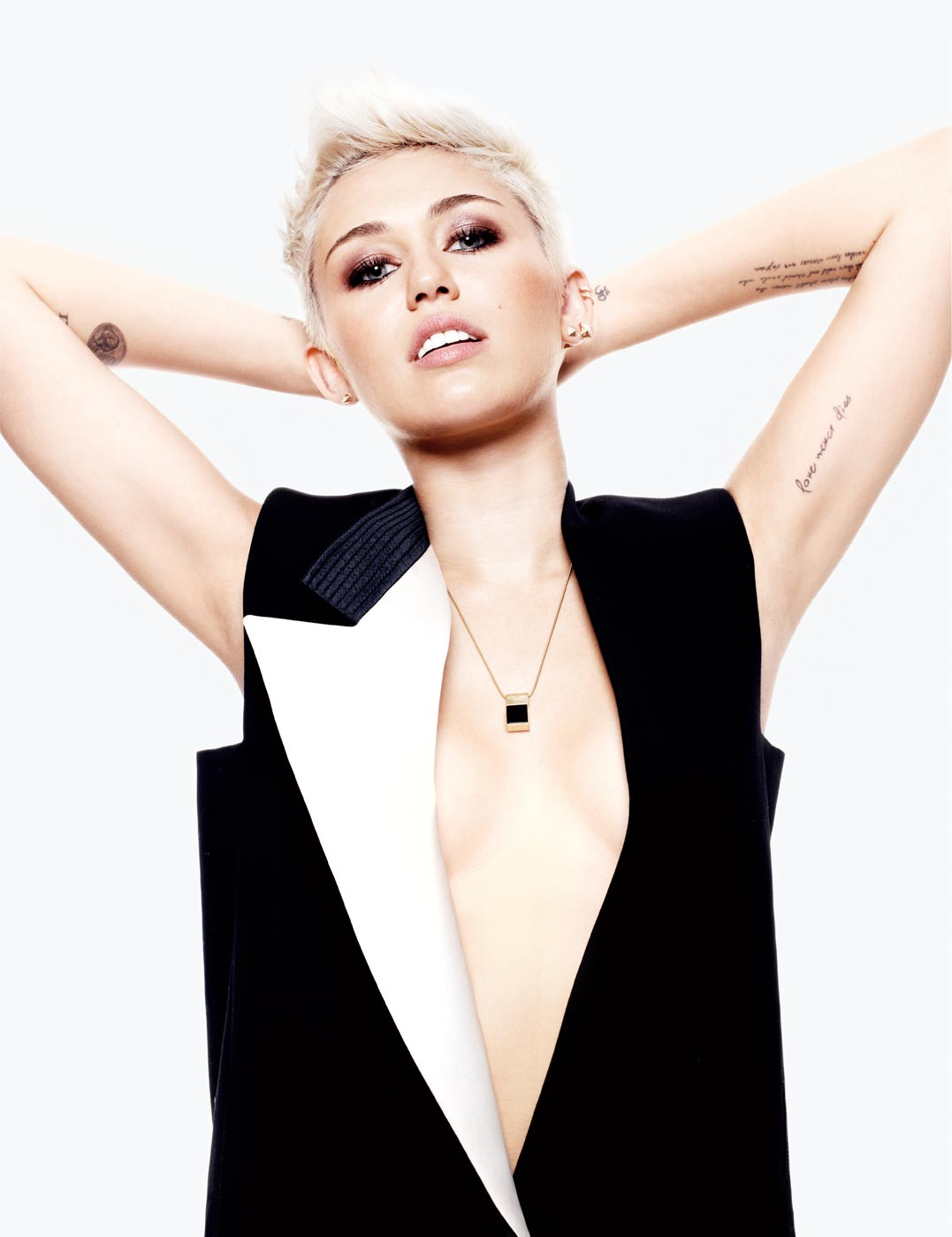 TREND: July 2013: Cover Story: Miley Cyrus