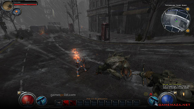 Hellgate London Gameplay Screenshot 3