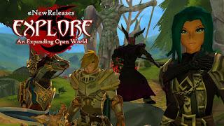 AdventureQuest 3D v1.8.1 Mod