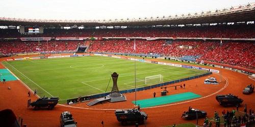 Cara Naik Kereta KRL ke Stadion Utama Senayan