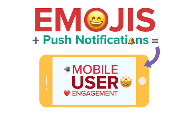 Add Emojis to Push Notifications for Powerful User Engagement