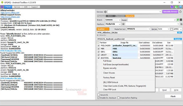 News - UFI BOX NEW UPDATE V 1 2 0 419 ( Release 25 October