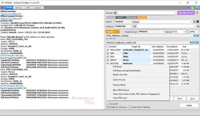 Ufi Box Dump File Download