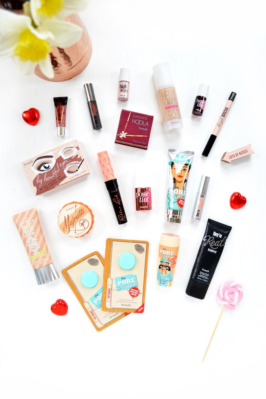 benefit cosmetics make up