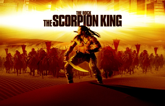 The Scorpion King Hindi Dubbed 720p BluRay Download