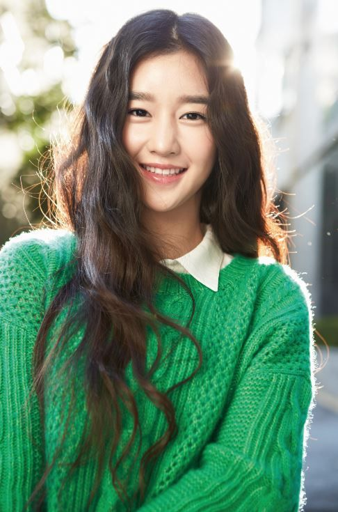 daftar artis korea berwajah imut cute baby face cantik
