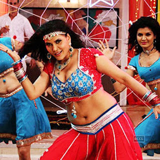 "Seema Singh will be seen Item Song in Film ""Gadar"""