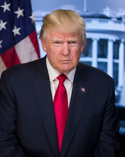 Usona Prezidento Donald Trump