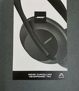 BOSE 700 NOISE CANCELING HEADPHONES