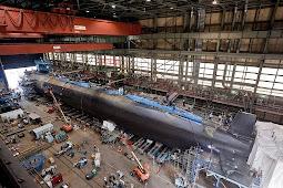 Angkatan Laut AS (AL AS) Sedang Merancang Kapal Selam yang Besar dan Kuat