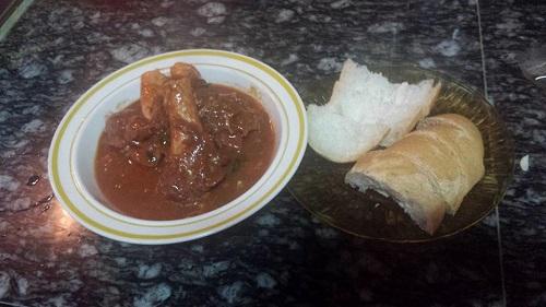 Resepi Sup Tulang Merah Singapura!! (MsB)