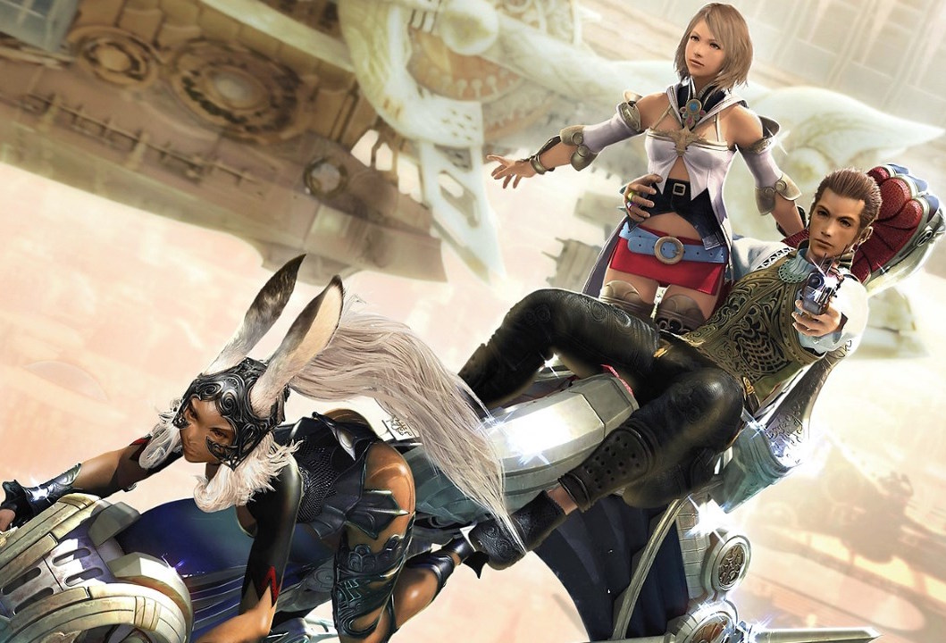 Ten years after Final Fantasy XII