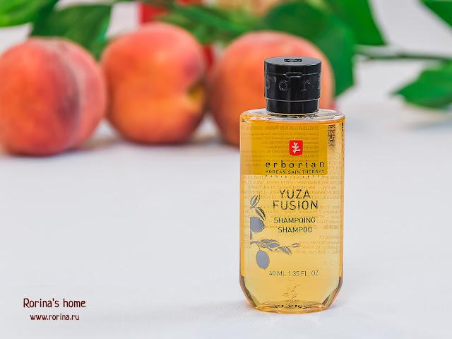 Erborian Шампунь Yuza Fusion Shampoo: отзывы