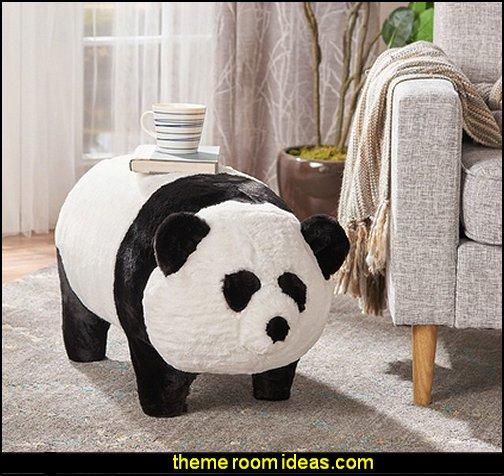 Panda Ottoman