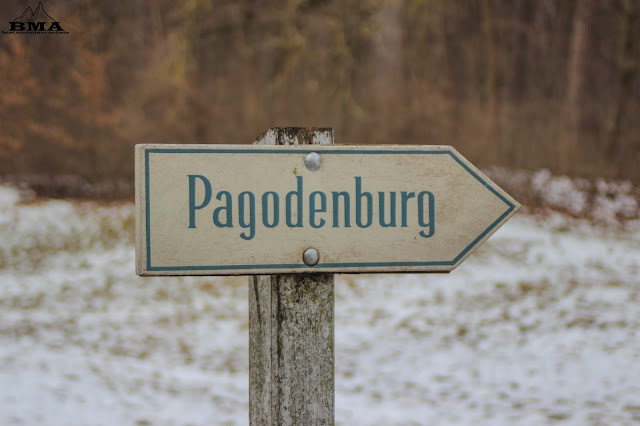 Schlosspark Nymphenburg - wandern München