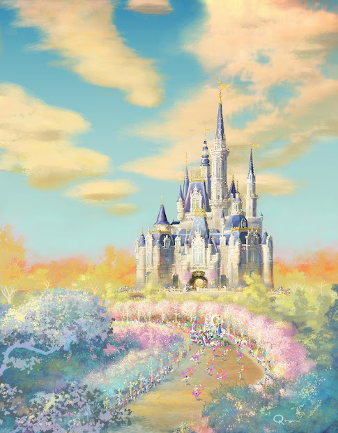 Insights And Sounds Shanghai Disneyland Concept Art